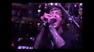 Suicide Silence Smoke Live