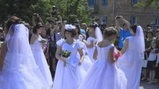 ачинск 2014. праздник невест.