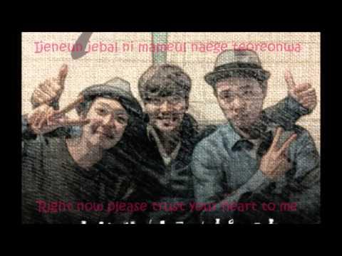 Kim Jong Kook (Feat. Gary and HaHa) - Words I Want To Say To You English & Romanized Lyrics/sub