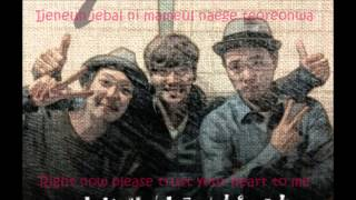 Cover images Kim Jong Kook (Feat. Gary and HaHa) - Words I Want To Say To You English & Romanized Lyrics/sub