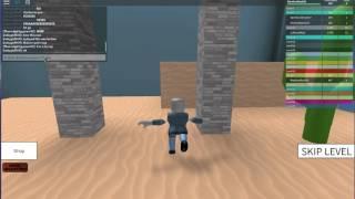 EPIC FAILS!-ROBLOX SpeedRun 4