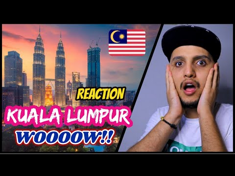 Arab Got Shocked By Beauty of Kuala lumpur city!! 😱💔
