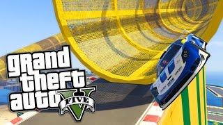 PORTY vs. HOLKY?! (GTA 5 Funny Moments) #17