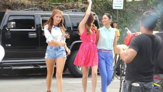 Anne Curtis and Solenn Heussaff hanging out! [Exclusive!]