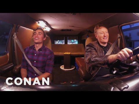 Dave Franco & Conan Join Tinder