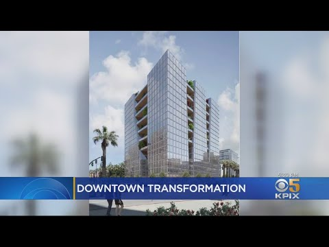 Ground Breaks On Downtown High Rise That Will Change San Jose Skyline
