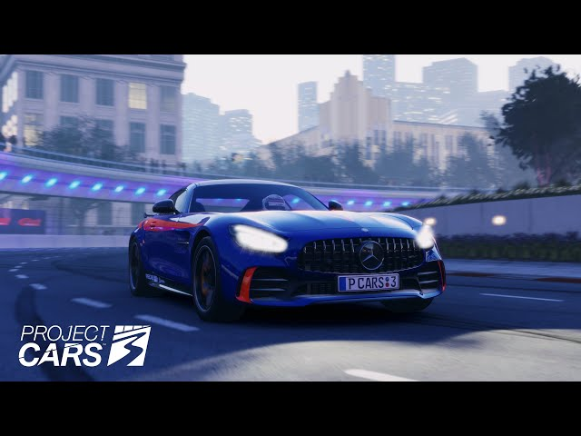 Project CARS 3 - Announce Trailer (4K)
