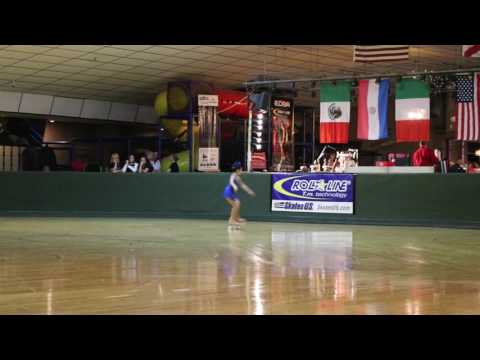 Jan 2017 Americas Cup Of Clubs Figure Skating Championship at Kissimmee, FL