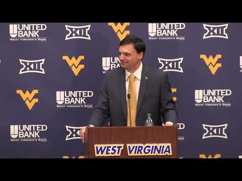 BlueGoldNews.com: WVU Football Neal Brown Q&A 1/10/19