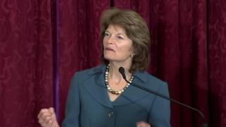 Arts Advocacy Day 2017: Senator Lisa Murkowski