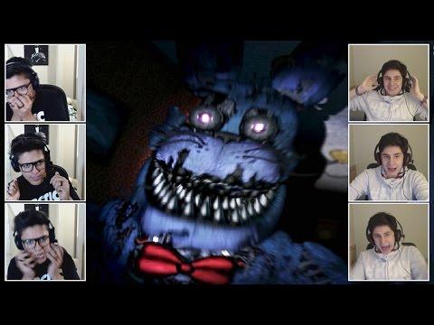 A VOLTA DO PESADELO! - Five Nights at Freddy's 4