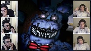 A VOLTA DO PESADELO! - Five Nights at Freddy's 4
