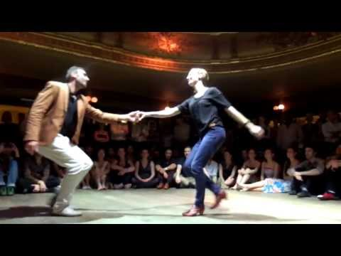 BTF 2013 : Sunday night @ Le Vaudeville - Lindy Hop
