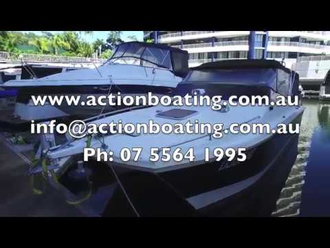 Powercat 268 for sale Action Boating, boat sales, Gold Coast, Queensland, Australia