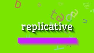 Download lagu How to sayreplicative MP3