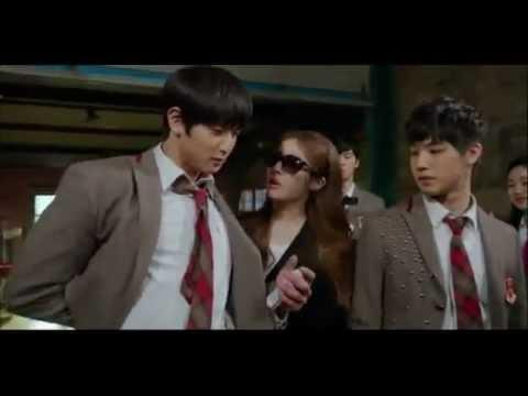 JB Jinwoon & Rian [Dream High 2] [Episode 15] mp4