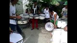 Ensayo Samba Rasta Vines Quibor