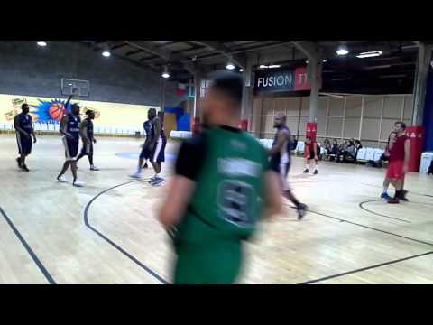 NLA Saints vs thunder 13/11/15 first half