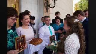 17 октября 2015 - Оксана и Павел - слайд-шоу в день свадьбы