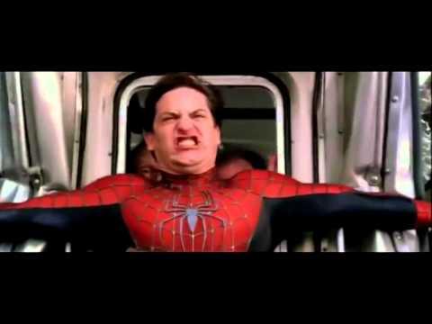 Spiderman jizz in my pants