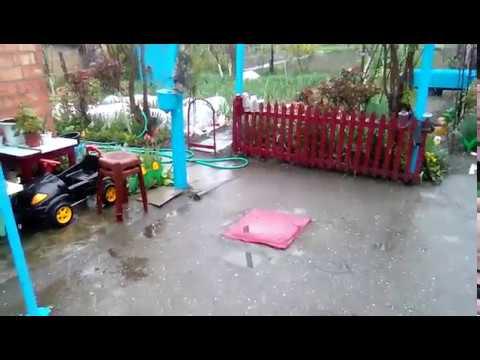 18 апреля 2019г/Ужасная погода/Кабардино-балкария город Прохладный идет снег/