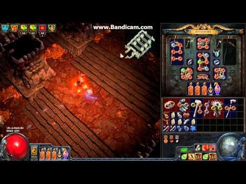 Poe Build Totem Righetous Fire