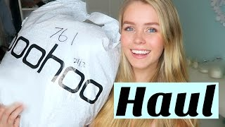 Try-On boohoo Haul