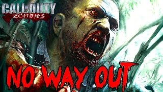 NO WAY OUT: FOUR Amazing Wonder Weapons? LIVE!▐ CoD World at War Custom Zombies Map/Mod