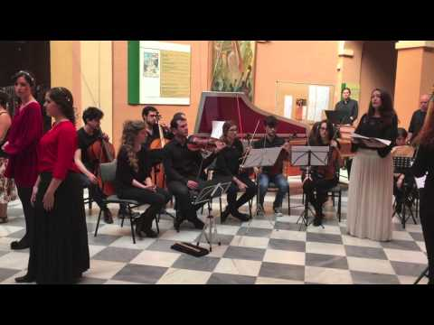 Claudio Monteverdi: L'Orfeo (Prólogo) — Conservatorio Superior de Sevilla