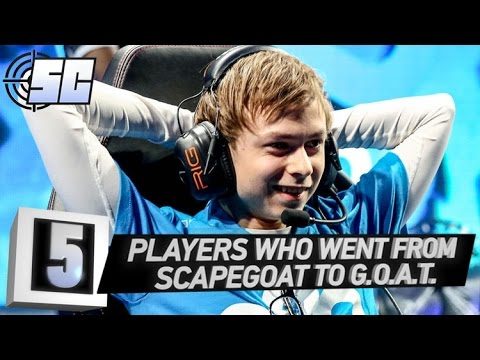 5 LoL Players Who Went From Scapegoat to G.O.A.T. | LoL eSports
