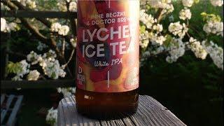 Lychee Ice Tea - Inne Beczki & Doctor Brew