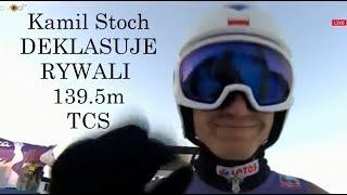 Kamil Stoch DEKLASUJE rywali! 139.5m ZWYCIĘSTWO Ga-Pa (01.01.2018r.)