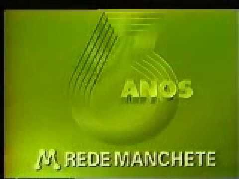 Manchete Aniv. 6 anos 1989