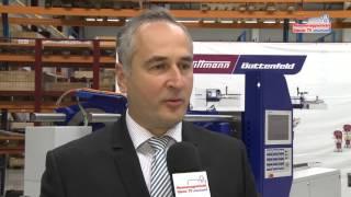 Új csarnok a Wittmann Robottechnikai Kft-nél