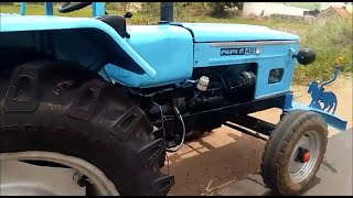 HMT 4511 Tractor   HMT Tractor   Modifyed Tractor-Come From Village