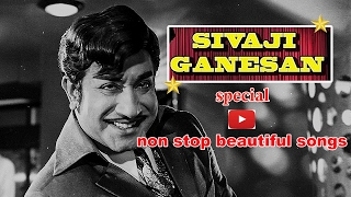 Mesmerizing Melody Songs of Actor Shivaji Ganeshan