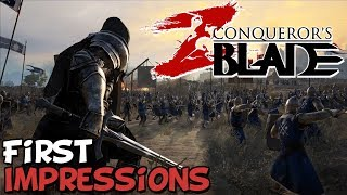 "Conqueror's Blade First Impressions ""Is It Worth Playing?"""