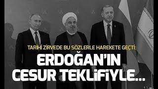 Başkan Erdoğan'dan İdlib Için Ateşkes çağrısı.