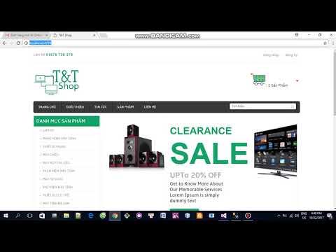 [Asp.Net MVC] Đồ án Website bán hàng - Part1