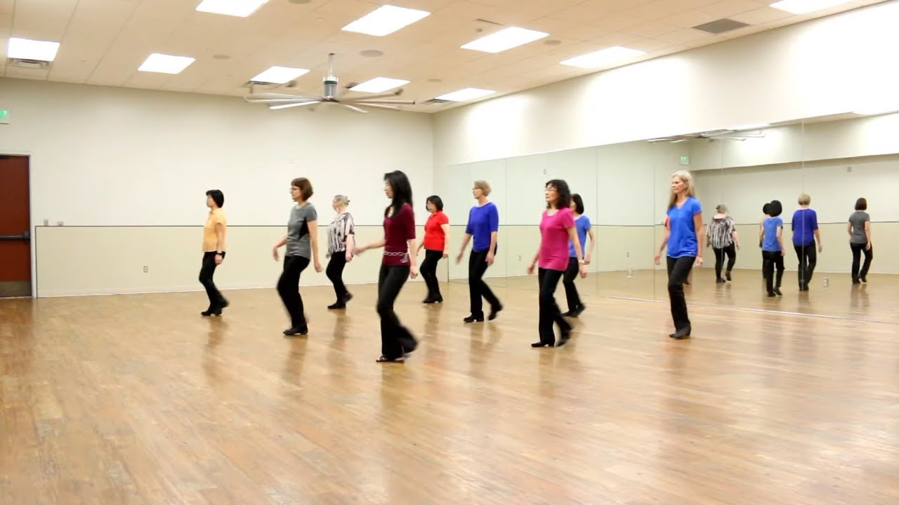Fast Hearts and Slow Towns - Line Dance (Dance & Teach in English & 中文)