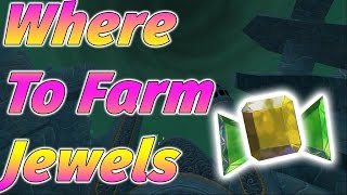 Wizard101: behind the scenes jewel farming