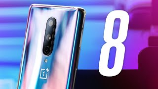 OnePlus 8 review: a familiar formula