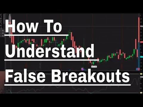 How to Understand False Breakouts When Trading Pump and Dumps (2018)