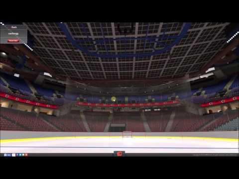 VirtualStadiumTour (NHL) - Scotiabank Saddledome (Calgary Flames)