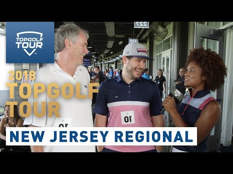 Topgolf Tour 2018 | New Jersey Regional | Topgolf