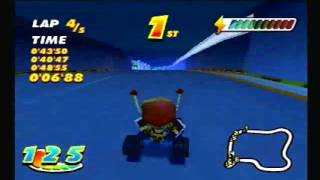 Speed Punks PS1: Silver City