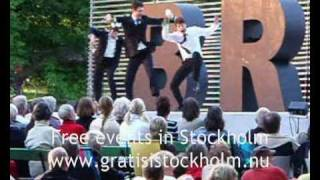 Jacques Brel Is Alive And Well And Living In Paris - Parkteatern at Åkeshov, Stockholm 1(3)