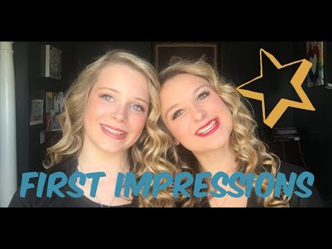 Ains and Lain go Glam | First Impressions | Makeup Glam Tutorial