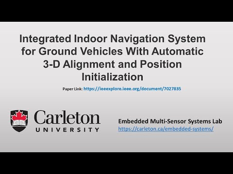Robotic Indoor Navigation using LiDAR integration with IMU