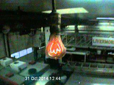 Ampoule De Livermore centennial bulb livermore capture cam 24 hours - youtube